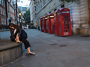 Holborn, London  6 September 2016