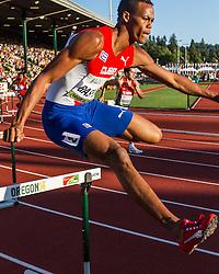 mens 400 hurdles, José Luis Gaspar, Cuba