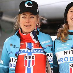 03-03-2020: Wielrennen: GP Le Samyn: vrouwen: Dour: Ingrid Lorvik