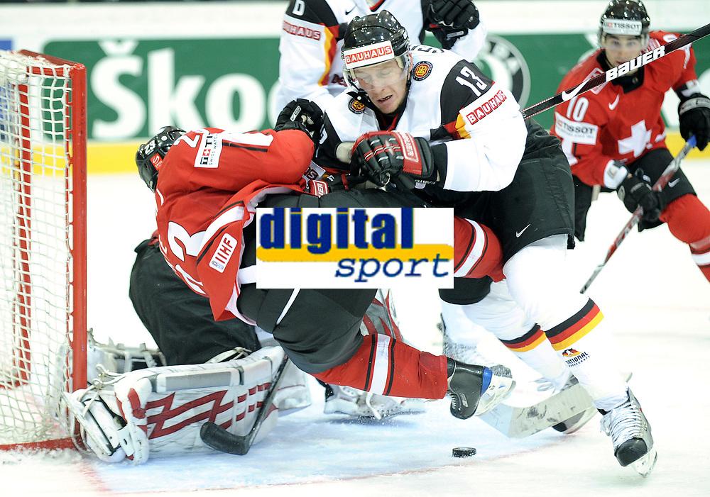Thierry Paterlini (SUI) gegen Christoph Schubert (GER) © Melanie Duchene/EQ Images