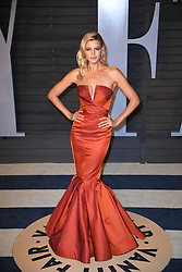 Kelly Rohrbach attending the 2018 Vanity Fair Oscar Party hosted by Radhika Jones at Wallis Annenberg Center for the Performing Arts on March 4, 2018 in Beverly Hills, Los angeles, CA, USA. Photo by DN Photography/ABACAPRESS.COM