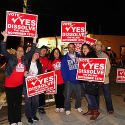 2016-November-16th Mastic Beach Vote for Dissolution