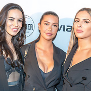 NLD/Amsterdam/20171106 - MTV Pre party 2017, Jaimie Vaes en oa Alessa