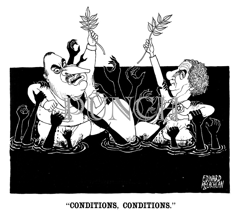 """""""Conditions, Conditions."""""""