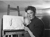 1955 - Edward Delaney, Artist and Sculptor