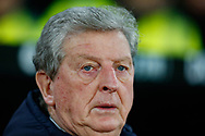 Crystal Palace manager Roy Hodgson during the The FA Cup 3rd round match between Crystal Palace and Grimsby Town FC at Selhurst Park, London, England on 5 January 2019.