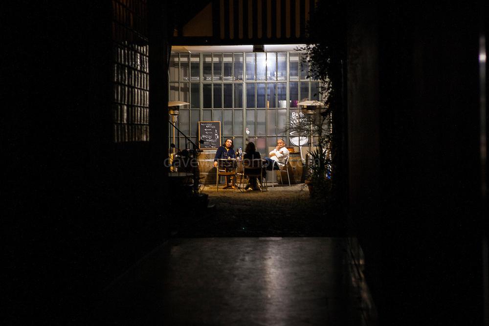 The Wine Drinkers. Ixelles, Brussels, Belgium