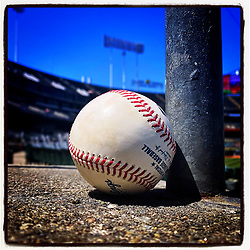 Foul Ball, Oakland, 2020