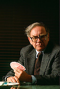 Warren Buffett, called the Oracle of Omaha, is considered the worlds greatest stock market investor and is of the world's richest people.   He is a top level bridge player.