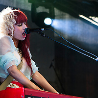 Jessie Rose Trip performing live at Beached 2012, Castlefields Arena, Manchester, 2012-06-02