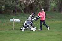 LOCHEM -  Noa van Beek.  Jeugdgolf op de  Lochemse Golf Club De Graafschap. COPYRIGHT KOEN SUYK