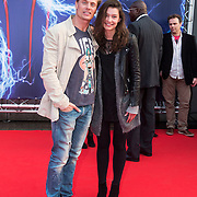 NLD/Amsterdam/20140422 - Premiere The Amazing Spiderman 2, Winston Post en .....