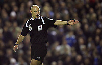 Photo: Rich Eaton.<br /> <br /> Birmingham City v Liverpool. Carling Cup. 08/11/2006. referee Mr Webb