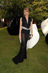 LADY EMILY COMPTON at the annual Serpentine Gallery Summer Party in association with Swarovski held at the gallery, Kensington Gardens, London on 11th July 2007.<br />