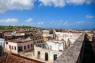 View in Gibara, Holguin, Cuba.