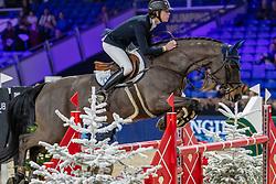 Van Dyck Dries, BEL, Eloma-M<br /> Jumping Mechelen 2019<br /> © FEI/Dirk Caremans<br />  30/12/2019