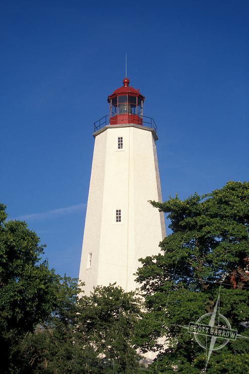 Sandy Hook Light House, Fort Hancock