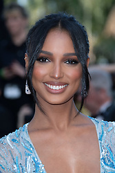 Jasmine Tookes attending the Il Traditore Premiere as part of the 72nd Cannes International Film Festival in Cannes, France on May 23, 2019. Photo by Aurore Marechal/ABACAPRESS.COM