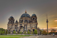 The Cathedral of Berlin (German: Berliner Dom) is the largest church in the city. With an imposing and ornate facade, it serves as a vital center for the Protestant church of Germany, attracting thousands of visitors, year after year, from Germany and abroad. Indeed it was one of my favourite places to visit in Berlin.