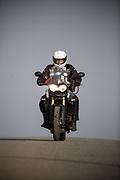 Iron Butt rider Cheddar shoot