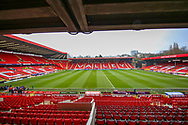 General view inside the Valley stadium during the EFL Sky Bet League 1 match between Charlton Athletic and Accrington Stanley at The Valley, London, England on 19 January 2019.