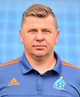 2016.07.07 Chorzow<br /> Pilka nozna Ekstraklasa sezon 2016/2017 Sesja Ruch Chorzow<br /> N/z Andrzej Urbanczyk<br /> Foto Norbert Barczyk / PressFocus<br /> <br /> 2016.07.07 Chorzow<br /> Football Polish Ekstraklasa season 2016/2017 Photo Session team Ruch Chorzow<br /> Andrzej Urbanczyk<br /> Credit: Norbert Barczyk / PressFocus