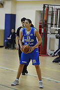 DESCRIZIONE : Roma Acqua Acetosa amichevole Nazionale Italia Donne<br /> GIOCATORE : Martina Bestagno<br /> CATEGORIA : difesa<br /> SQUADRA : Nazionale Italia femminile donne FIP<br /> EVENTO : amichevole Italia<br /> GARA : Italia Lazio Basket<br /> DATA : 27/03/2012<br /> SPORT : Pallacanestro<br /> AUTORE : Agenzia Ciamillo-Castoria/GiulioCiamillo<br /> Galleria : Fip Nazionali 2012<br /> Fotonotizia : Roma Acqua Acetosa amichevole Nazionale Italia Donne