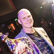 NLD/Utrecht/20170929 - Uitreiking Gouden Kalveren 2017, Junkie XL, Tom Holkenborg
