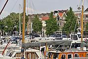 Nederland, Dordrecht, 25-5-2014De oude binnenstad met de binnenhaven, jachthaven. Nieuwe Haven.Foto: Flip Franssen/Hollandse Hoogte