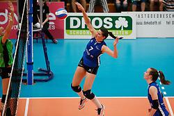 20180509 NED: Eredivisie Coolen Alterno - Sliedrecht Sport, Apeldoorn<br />Annemiek Manschot (7) of Sliedrecht Sport <br />©2018-FotoHoogendoorn.nl
