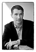 Pat Coyne, president of Delaware Investments in Philadelphia, Pa. Wednesday October 4, 2006 (Photograph by Jim Graham)