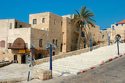 Kikar Kdumim, centre of old Jaffa