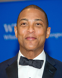 Don Lemon arrives for the 2017 White House Correspondents Association Annual Dinner at the Washington Hilton Hotel in Washington, DC, USA, on Saturday April 29, 2017. Photo by Ron Sachs/CNP/ABACAPRESS.COM