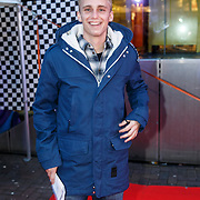 NLD/Amsterdam/20150401 - Premiere Fast & Furious 7, keeper Jasper Cillessen