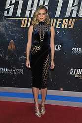 NEW YORK, NY - JANUARY 17: Sonequa Martin-Green at the Star Trek: Discovery Season 2 Premiere at Conrad in New York City on January 17, 2019. 17 Jan 2019 Pictured: Rebecca Romijn. Photo credit: MPIJP/Capital Pictures / MEGA TheMegaAgency.com +1 888 505 6342