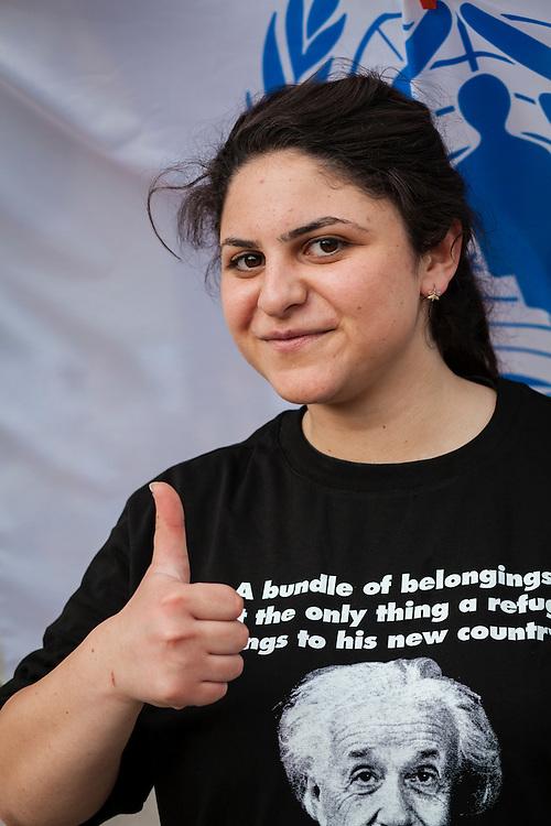 """1 Family"" campaign street-ball Tournament   Yerevan, Armenia"