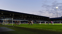Football - 2021 / 2022 EFL Carabao Cup - Round Two - Queens Park Rangers vs Oxford United - Kyan Prince Foundation Stadium - Tuesday 24th August 2021.<br /> <br /> A general view during the first half of The Kiyan Prince Foundation Stadium, home of Queens Park Rangers.<br /> <br /> COLORSPORT/Ashley Western