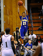 Lorain defeated Clearview on a last-second 3-point goal on February 12, 2011 in a boys varsity basketball game.