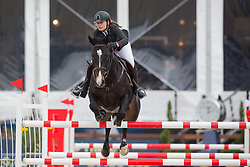 D'Have Lynn, (BEL), Comme D Api v Hacienda <br /> Grans Prix CSI 2*<br /> Longines Global Champions Tour - Antwerp 2015<br />  © Hippo Foto - Dirk Caremans<br /> 25/04/15
