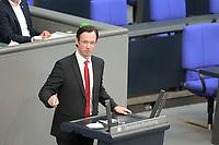 DEU, Deutschland, Germany, Berlin, 06.05.2021: Dirk Wiese (SPD) in der Plenarsitzung im Deutschen Bundestag.
