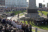 Blackpool Ceremony of Remembrance 2014