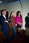 NICK BROOMFIELD;  JASMINE DELLAL; SALLY GREENE, David Tang and Nick Broomfield host  a reception and screening of Ghosts. On the Fifth anniversary of the Morecambe Bay Tragedy to  benefit the Morecambe Bay Children's Fund. The Electric Cinema. Portobello Rd. London W11. 5 February 2009