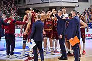 Team Umana Reyer Venezia<br /> Banco di Sardegna Dinamo Sassari - Umana Reyer Venezia<br /> Legabasket LBA Serie A UnipolSai 2020-2021<br /> Sassari, 27/02/2021<br /> Foto L.Canu / Ciamillo-Castoria