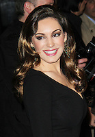 LONDON - NOVEMBER 27: Kelly Brook attended the British Fashion Awards 2012 at The Savoy Hotel, London, UK. (Photo by Richard Goldschmidt)