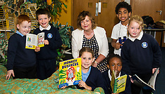 Fiona Hyslop announces library funding package | Edinburgh | 7 September 2016