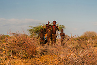 Hamer tribe children, Omo Valley,  Southern Nations Nationalities and People's Region, Ethiopia.