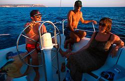 MALTA GOZO GOZO CHANNEL JUL00 - Sailing in the Gozo Channel.. . jre/Photo by Jiri Rezac. . © Jiri Rezac 2000. . Tel:   +44 (0) 7050 110 417. Email: info@jirirezac.com. Web:   www.jirirezac.com
