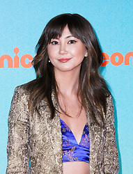 March 23, 2019 - Los Angeles, CA, USA - LOS ANGELES, CA - MARCH 23: Kimiko Glenn attends Nickelodeon's 2019 Kids' Choice Awards at Galen Center on March 23, 2019 in Los Angeles, California. Photo: CraSH for imageSPACE (Credit Image: © Imagespace via ZUMA Wire)
