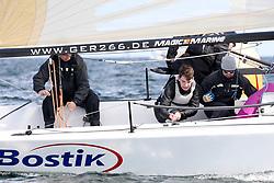 , Kiel - Maior 29.04.- 01.05.2016, Melges 24 - Bostik Bad Boys - GER 266 - Jan SCHMIDT - Flensburger Segel-Club e. V