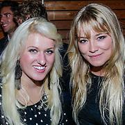 NLD/Amsterdam/20121001- Uitreiking Bachelorette List 2012, Britt Dekker en Geraldine Kemper